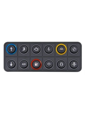 CANBUS Key Pad 4|6|8|12 Button