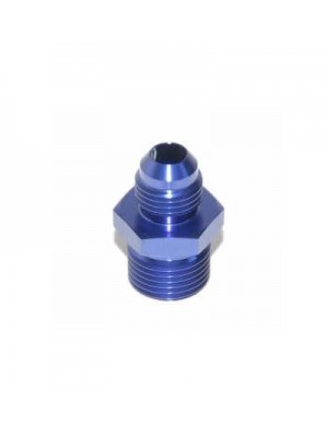 AN -8 to M18 x 1.5 Metric Straight Adapter (044 Pump)