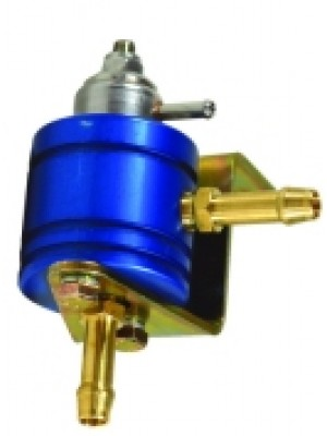 0-5 bar Adjustable Blue - Push on fittings