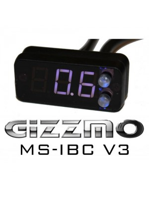Gizzmo MS-IBC Version 3 Compact Multi Scramble Intelligent Boost Controller MSIBC