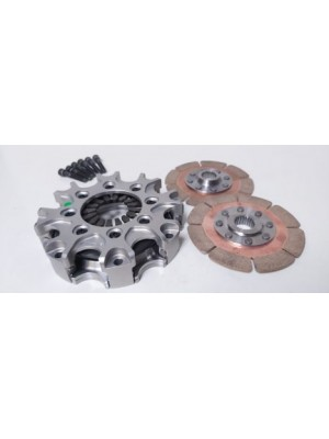 TTV Racing 140mm (5.5″) Twin Plate Race Clutch