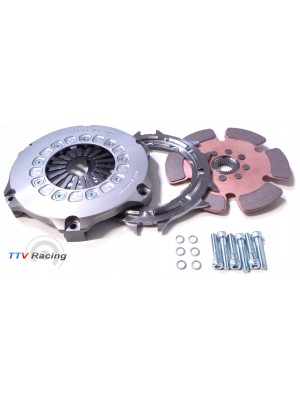 1.4 TU 184mm TTV Racing Compact Single Plate Race Clutch