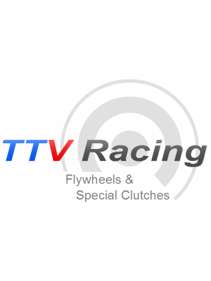 TTV Racing Single Plate Race Clutch 200mm (8″) 4 PADDLE