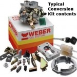 Weber Replacement Kits