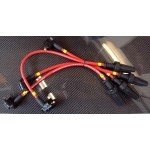High Performance 106/Saxo 16v to Ford/MSD Coil Leads